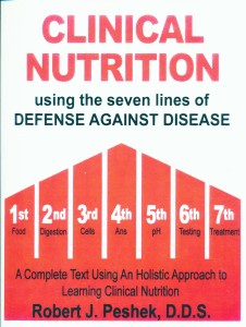 Clinical Nutrition - Using the seven lines
