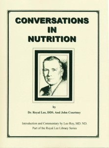 Conversation in Nutrition