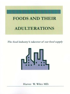 Foods And Their Adulteration