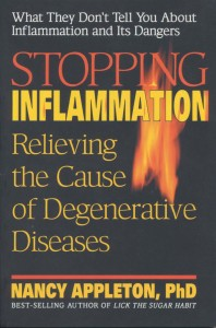 Stopping inflammation - relieving the cause of degenerative disease