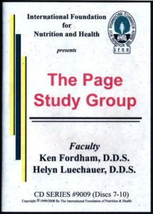 9009 Page Study Group DVDS