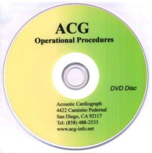 ACG  Operational Proceedures DVD