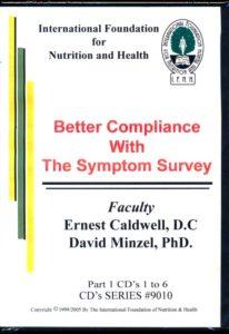 Better Compliance w Symptom Survey CD