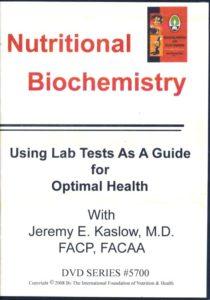 Nutritional Biochemistry DVD
