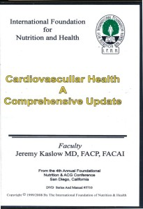 5710 Cardiovascular Health Comprehensive Update DVD